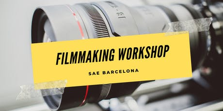 Filmmaking Workshop entradas