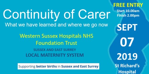 Continuity of Carer - what we have learned and where we go now