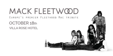 Mack Fleetwood - Villa Rose Hotel tickets