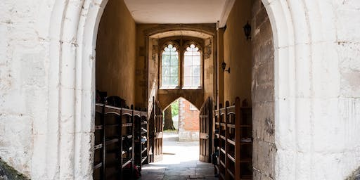 Winchester College- Guided Tours
