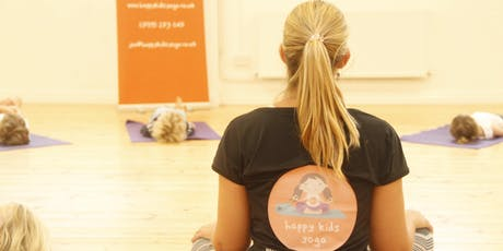 Parents Yoga and Mindfulness Workshop tickets