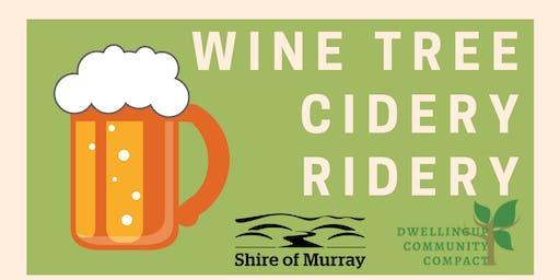 Wine Tree Cidery Ridery