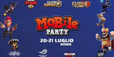Mobile Party 20-21 Luglio
