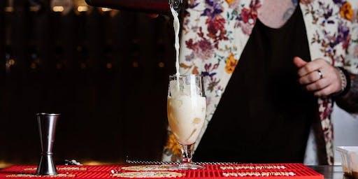 FRINGE Scottish Gin Dinner with Innis & Gunn 'Hopped Gin' by Rock Rose
