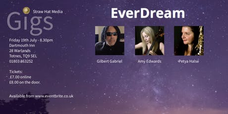 Everdream at The Dartmouth Inn Totnes tickets