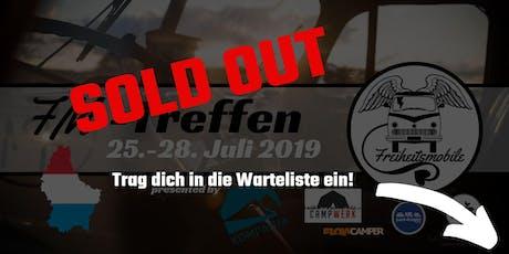 Freiheitsmobile Treffen 2019 Tickets