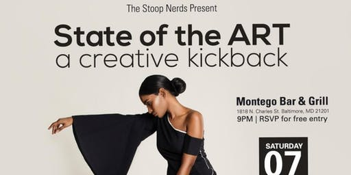 State of the Art - A Creative Kickback
