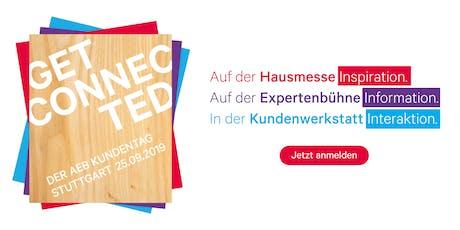 Get Connected  .  Der AEB Kundentag 2019 tickets