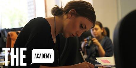 The Academy Social Media Masterclass tickets
