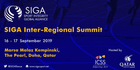 SIGA INTER-REGIONAL SUMMIT tickets