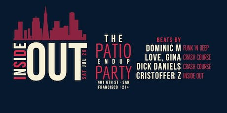 Inside Out Mornings Presents The Patio Party tickets
