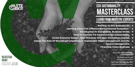 Eco Sustainability Masterclass