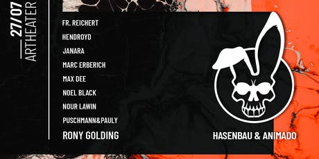 HASENBAU & ANIMADO Tickets