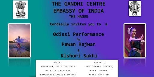 Odissi Performance by Pawan Rajwar & Kishori Sakhi