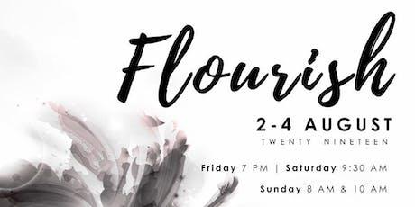 Flourish tickets