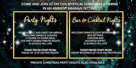 Enchanted Christmas Arabian Nights s 2019 tickets