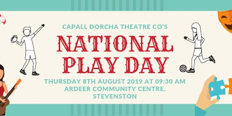 NATIONAL PLAY DAY tickets