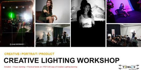 Creative Lighting Playground / Workshop tickets