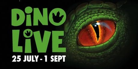 FREE Dino Live Guided Tour tickets
