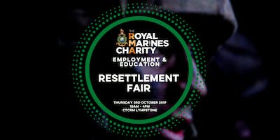 RMA - The Royal Marines Charity - Resettlement Fair