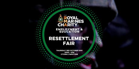 RMA - The Royal Marines Charity - Resettlement Fair tickets
