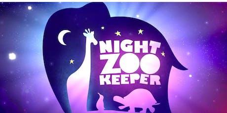 MAMA.codes | Night Zookeeper Creative Summer Workshop tickets