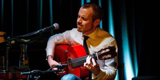 John Walsh (flamenco guitar) & Maria Delgado (singer)