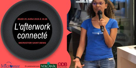 L'Afterwork connecté de Saint-Denis ! billets