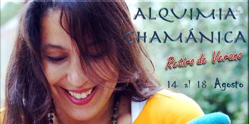 Retiro de Verano Alquimia Chamánica, un Viaje de Trans~Formación