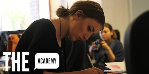 The Academy Social Media Masterclass