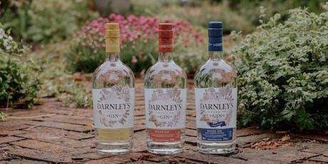 FRINGE Scottish Gin Dinner with Darnley's tickets