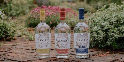 FRINGE Scottish Gin Dinner with Darnley's