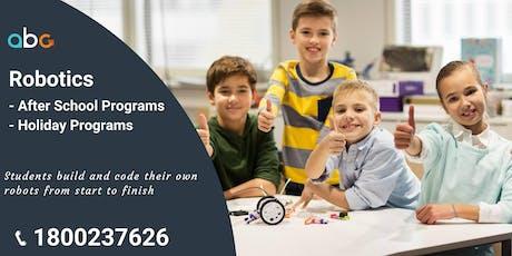 Junior Robotics - After School Program tickets