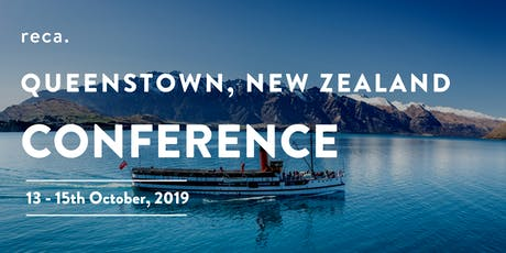 Reca. New Zealand Conference - Educate and recharge! tickets