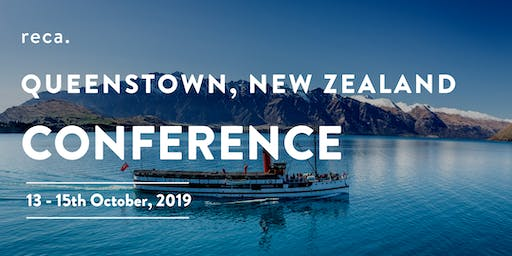 Reca. New Zealand Conference - Educate and recharge!