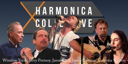 2019 Harmonica Collective -- Postponed to spring of 2020
