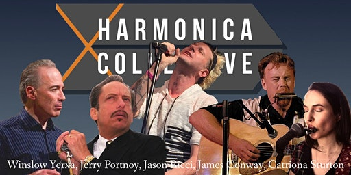 Harmonica Collective 2020 Spring Gathering - March 19 - 21, 2020