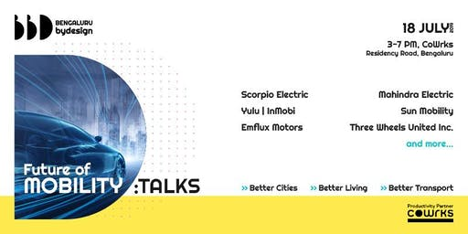 BBD D:TALKS | THE FUTURE OF MOBILITY