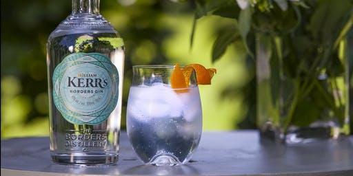 FRINGE Scottish Gin Dinner with William Kerr's Borders Gin