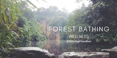 Forest Bathing Wellness @ Bukit Batok Nature Park tickets