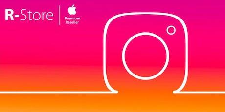 Corso Instagram per il tuo Business biglietti