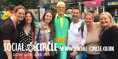 Edinburgh Festival Weekender (YOU MUST BOOK DIRECT WITH SOCIAL CIRCLE) tickets