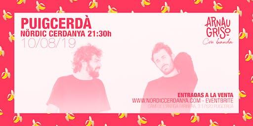Concierto Arnau Griso + Afterparty @ Nördic Cerdanya (Puigcerdà)