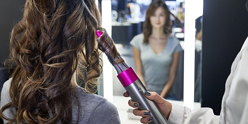 Complimentary Styling with Dyson Haircare| Dyson Demo, The Dubai Mall |