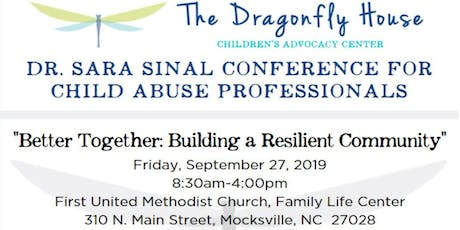 Dr. Sara Sinal Conference for Child Abuse Professionals tickets