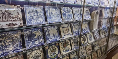 Hampshire's Ceramic Collection at Chilcomb House