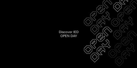 23/11 - Descubre | Descobreix | Discover IED BCN entradas