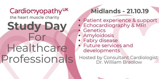 Cardiomyopathy Midlands Study Day