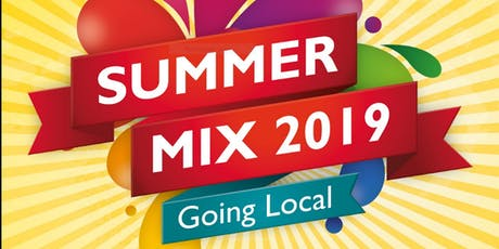 Summer Mix 2019 -SUMMER SPORT PROGRAMME  tickets