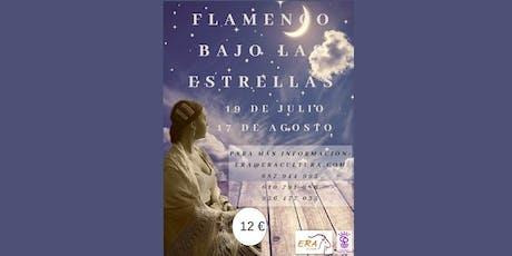 FLAMENCO BAJO LAS ESTRELLAS entradas